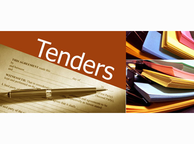 Preparation of Tenders