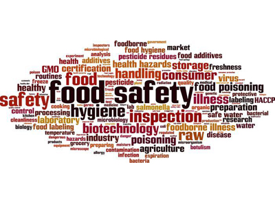 الغــــذاء الصحــــى الآمــــــن FOOD SAFETY