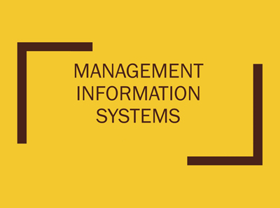 Management Information System MIS & Knowledge Management KM for Enterprises & TVET  Institutions